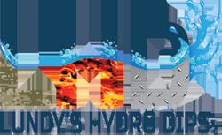 Lundy's Hydro Dips Logo